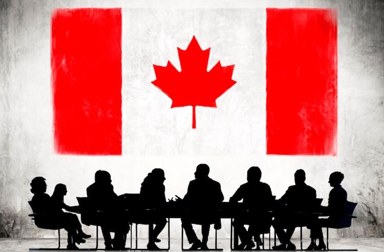 خطوات عربية على أرض كندية