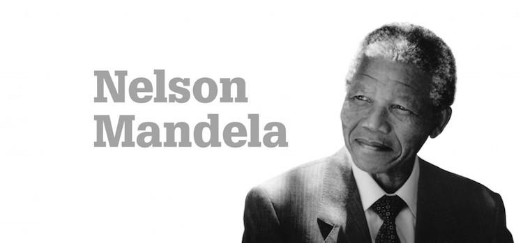 مانديلا .. مناضل بنكهة الرجل الأبيض